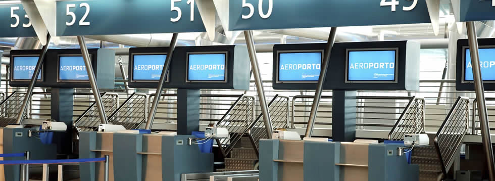 Which airports we offer to book