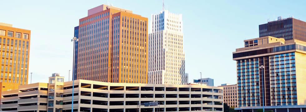 Akron hotel shuttles