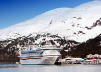 Cruises through Alaska