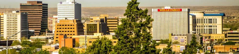 Albuquerque Convention Center shuttles