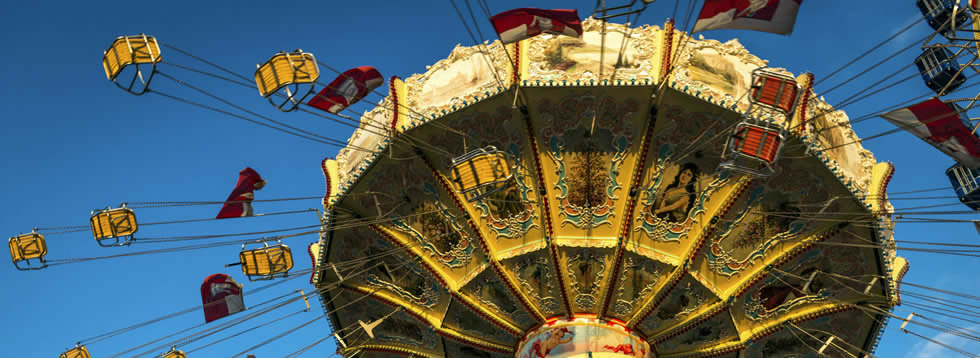 Rides to California theme parks