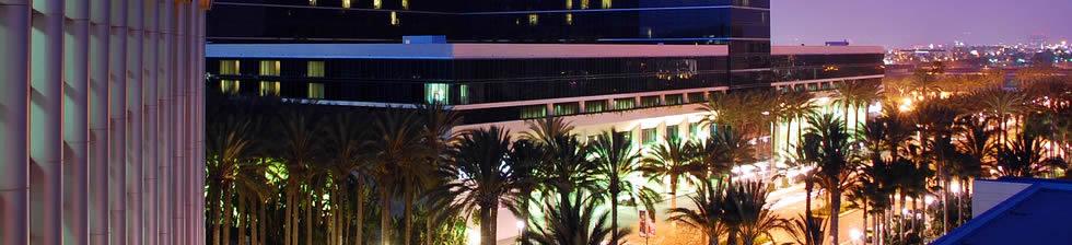 Anaheim Convention Center shuttles