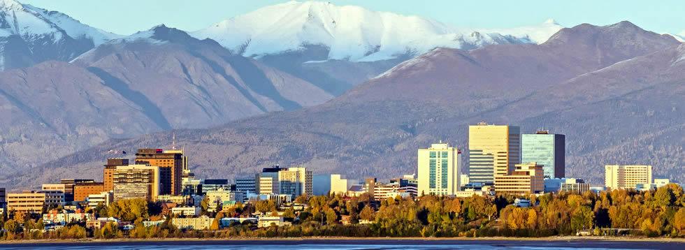 Anchorage hotel shuttles