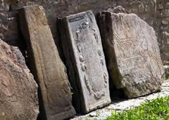 Touring Ancient Burying Ground
