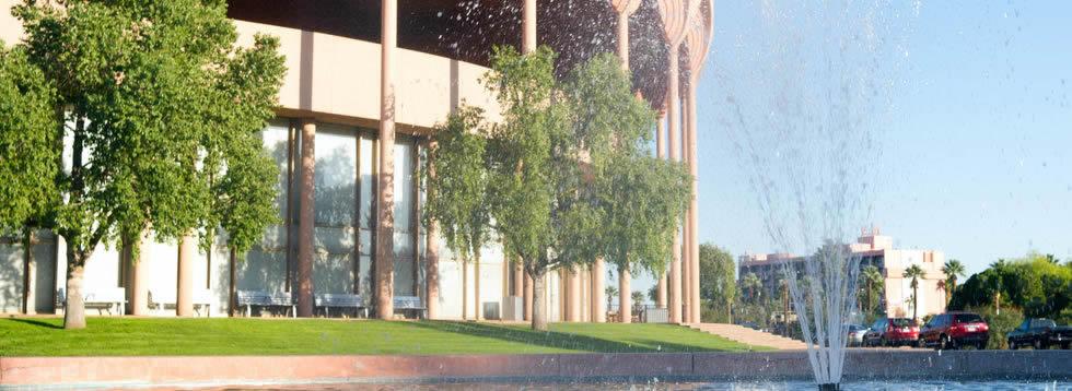 Arizona University shuttles
