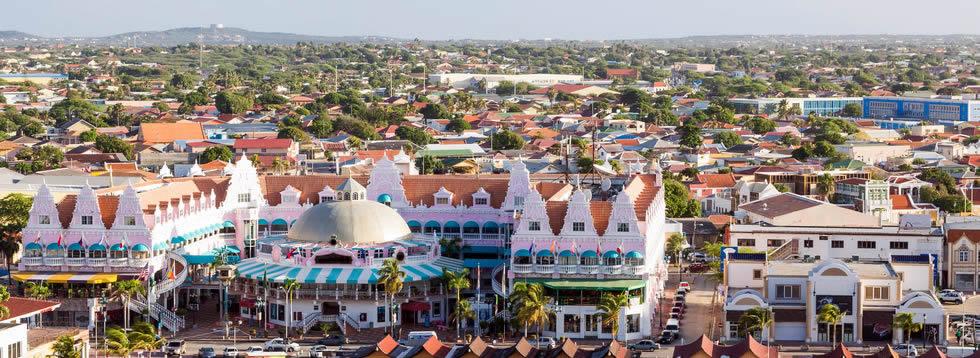 Airports in Aruba
