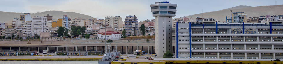 Athens airport shuttles in terminals