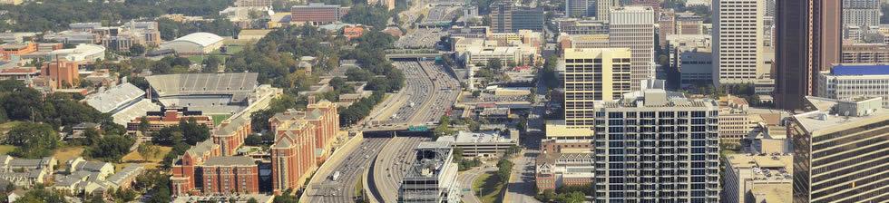 Atlanta Convention Center shuttles