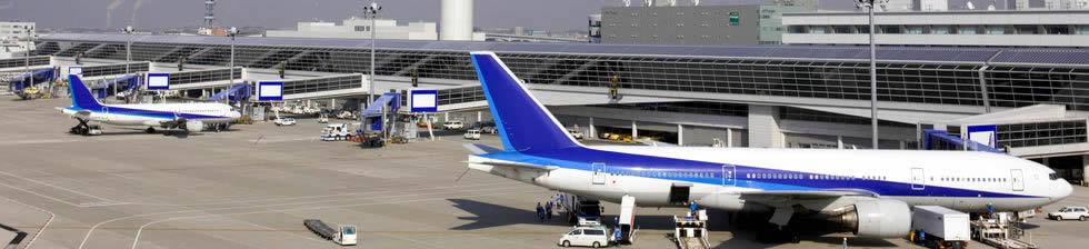 Phoenix AZA shuttles in terminals