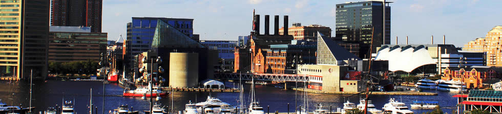 Baltimore Convention Center shuttles