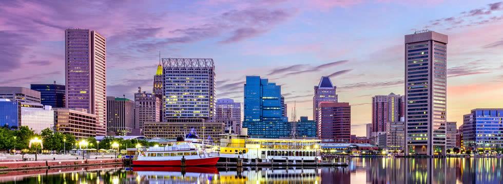 Shuttles to Baltimore neighborhoods