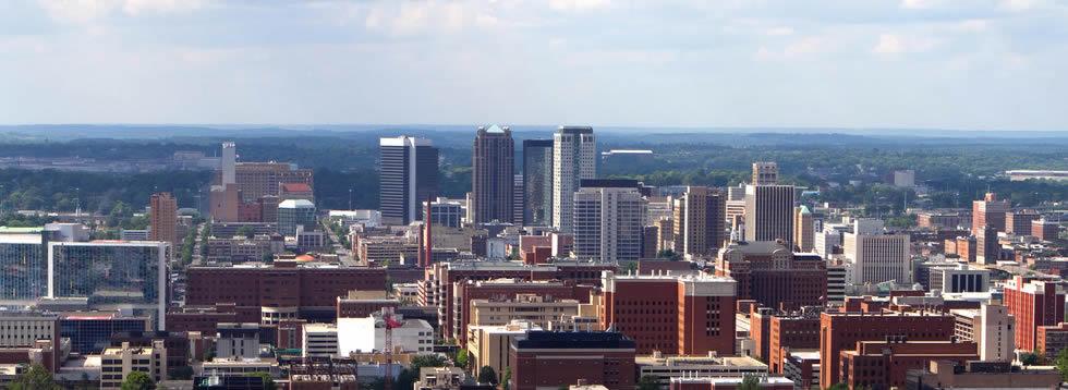 Birmingham hotel shuttles