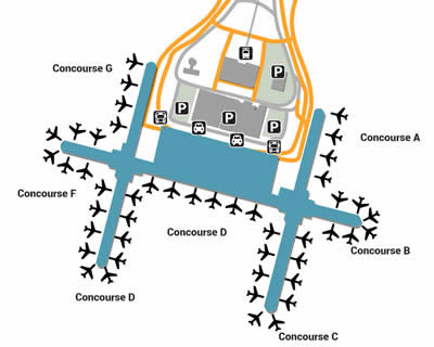 BKK airport terminals