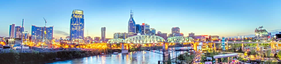 Nashville BNA shuttles in terminals