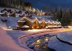 Ski trips to Bukovel