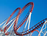 Amusement parks in California