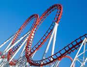 Amusement parks in California