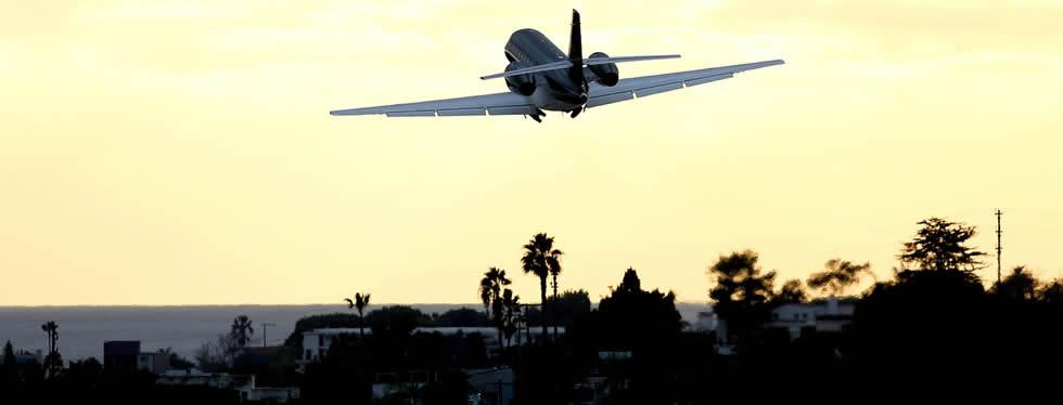 California airport pick up transfers