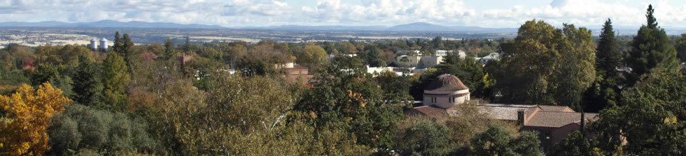 California State Fullerton University shuttles