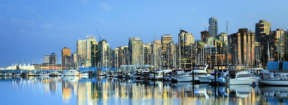 Canada Place Cruise Ship Terminal hotel shuttles