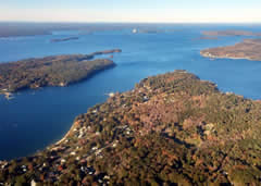 Island of Casco Bay