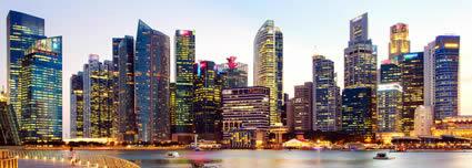 Changi Cove airport shuttle service