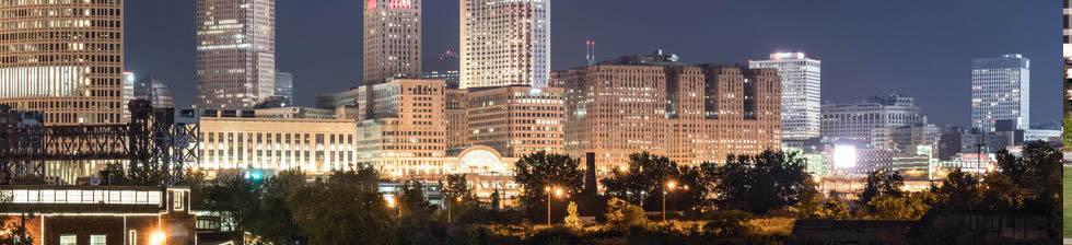 Cleveland International Exposition Center shuttles