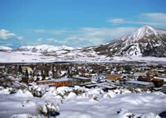 Ski vacations in Crested Butte