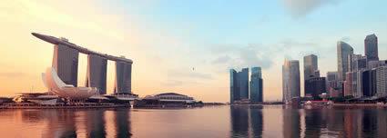 Crowne Plaza Changi airport shuttle service