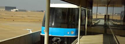 DFW airport transportation