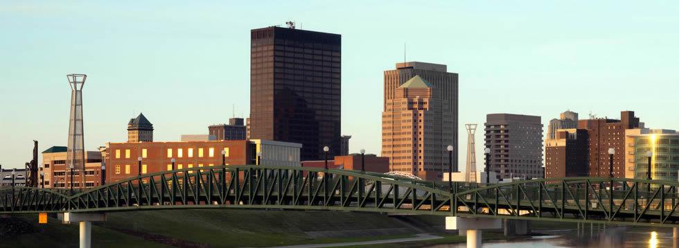 Dayton hotel shuttles