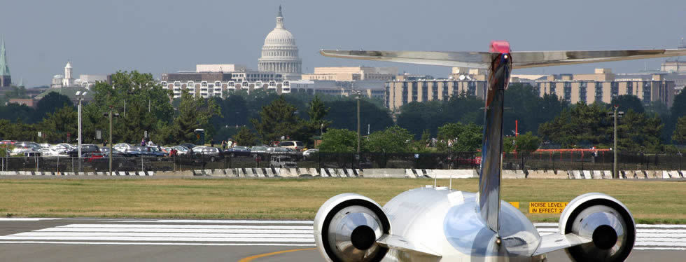 Airports in District of Columbia