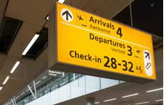 Door to door airport transportation