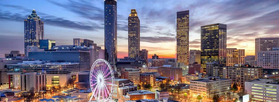 Downtown Atlanta airport rides