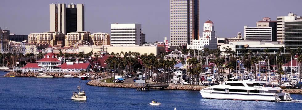 Downtown Long Beach airport rides