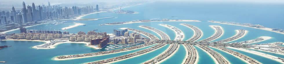 Dubai airport shuttles in terminals