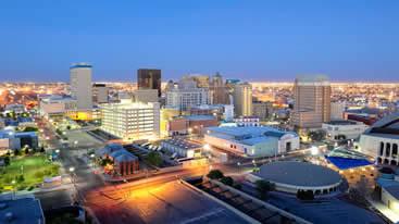 El Paso airport shuttle