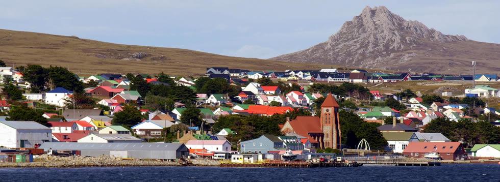 Falkland Islands Port shuttles