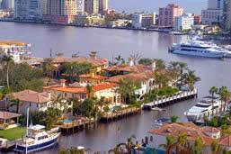 Fort Lauderdale Intracoastal Waterways