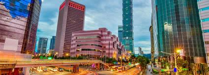Grand Hyatt Taipei airport shuttle service