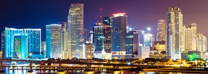 Hampton Inn-suites Hilton Miami Brickell airport shuttle service