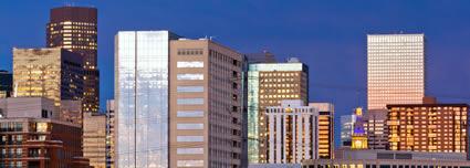 Hilton Denver City Center airport shuttle service