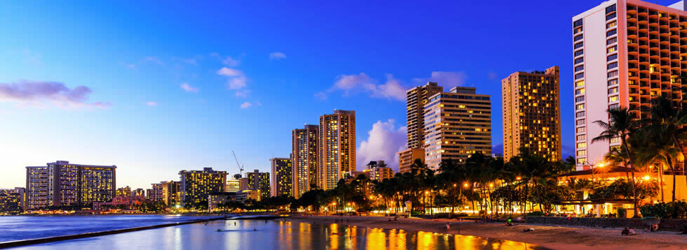 HNL airport limo rides
