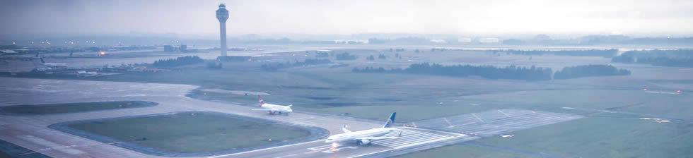 Washington DC IAD shuttles in terminals