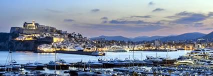 Ibiza Port Transfers airport shuttle service