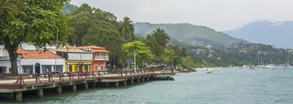 Ilhabela Island Port airport shuttle service
