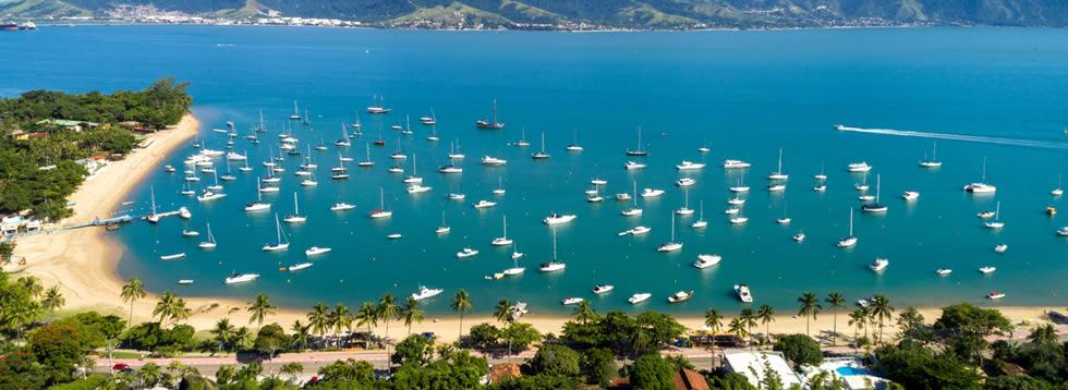 Ilhabela Island Port shuttles