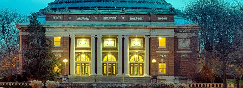 Illinois University shuttles