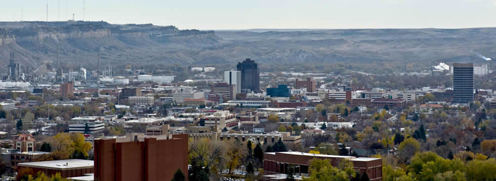 Attractions near downtown Billings