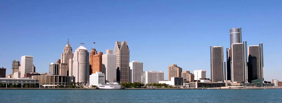 Vacations while visiting Detroit